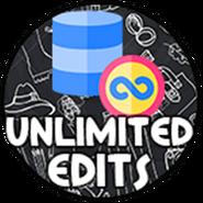UnlimitedCharacterEdits