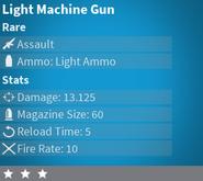 LightMachineGunRare