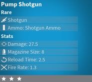 PumpShotgunRare