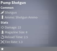 PumpShotgunCommon