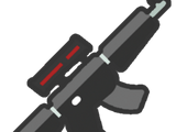 Thermal Scoped Rifle