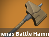 Athenas Battle Hammer