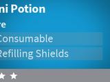 Mini Potion
