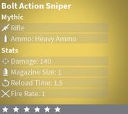 BoltActionSniperMythic