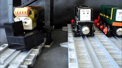 Thomas and the Magic Railroad By Martin
