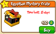 Egyptian Mystery Crate shop