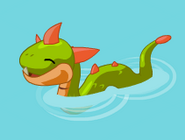 Sea monster baby act2