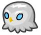 Snow owl barn