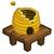 Beehive barn