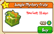 Jungle Mystery Crate shop