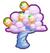Rainbow sherbet tree chart