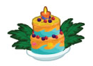 Tropical Cake icon