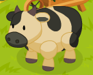 Holstein Cow adult