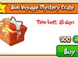 Bon Voyage Mystery Crate