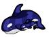 Orca mother barn