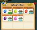 Easter Egg Basket Menu 1