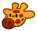 Giraffe barn