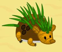 Tiki Porcupine0