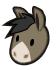 Donkey barn