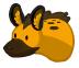 Hyena barn