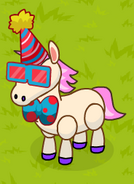 Party pony adult