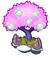 Seafoam tree sm