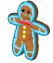 Gingerbread boy rb