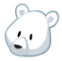 Polar bear barn