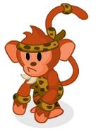 the prehistoric monkey