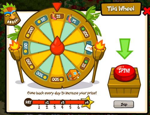 Tiki wheel 2010.10.14