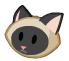 Siamese cat barn