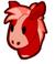 Red pony barn
