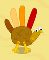 Hand Turkey