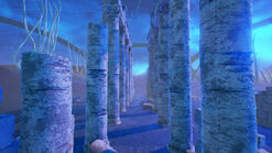 Alien columns
