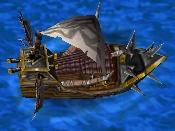 Orc frigate