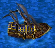 Human frigate