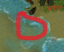 Bug spot revealed