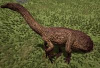 Bantom Therizinosaurus The Isle
