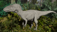 Albino Allosaurus The Isle