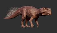 Psittacosaurus Model The Isle