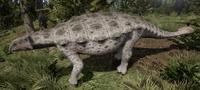 Albino Ankylosaurus The Isle