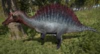 Rex Killer Spinosaurus The Isle