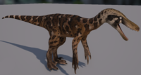 Adder Velociraptor The Isle