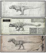 Tyrannosauroid Strain Concept Art The Isle