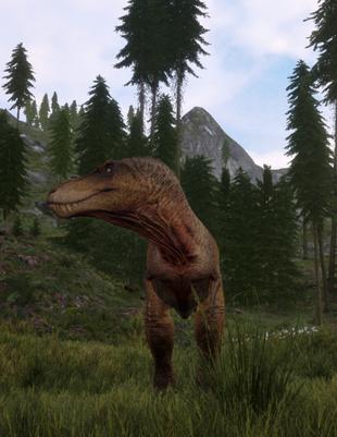 Sub-Adult T.Rex