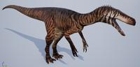 Wasteland Herrerasaurus The Isle