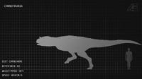 Carnotaurus Dossier The Isle