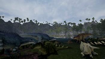 Herds The Isle