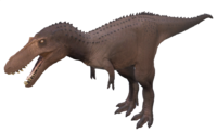 Grizzly Tyrannosaurus Rex Juvenile The Isle