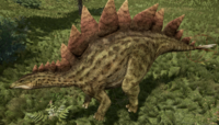 Default Stegosaurus The Isle